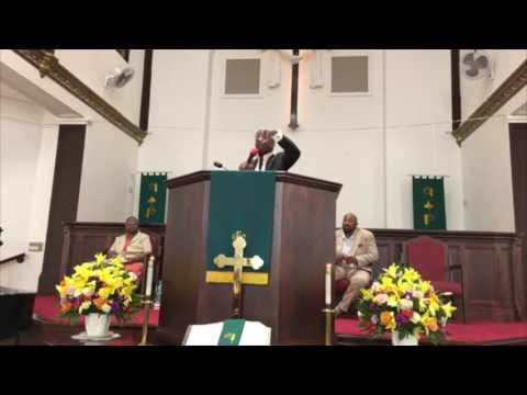 When the Seed Hits the Soil by Rev. Dr. Ozzie E. Smith Jr
