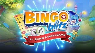 BINGO BLITZ - Best Free Social Bingo & Slots Game