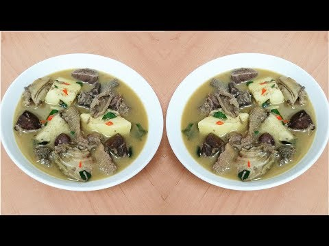 Yam Pepper Soup | All Nigerian Recipes