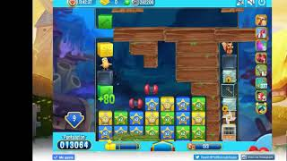 Pet Rescue level 2550, pet rescue, nivel 2550 pet rescue solucionado, solved, sin booster