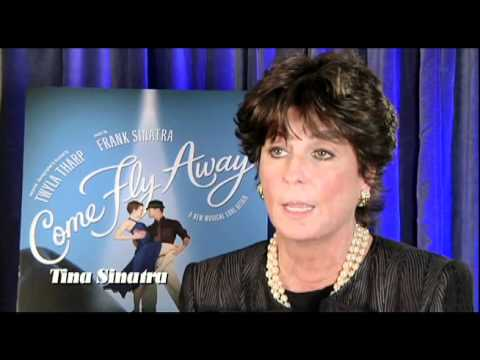 COME FLY AWAY - Tina Sinatra Interview