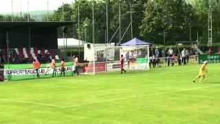 Höhepunkte SV Alemannia Waldalgesheim - FC 08 Homburg
