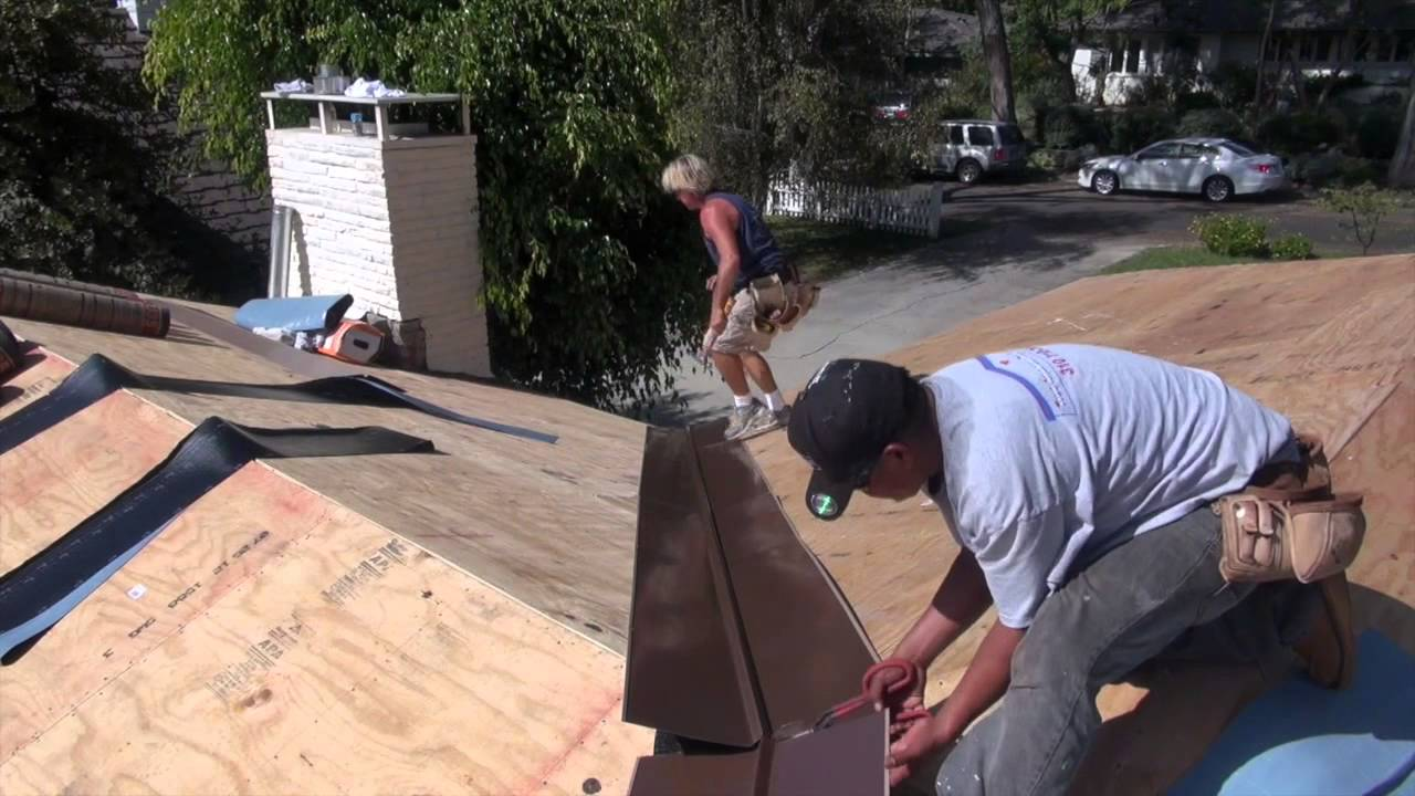 How To Waterproof Roof Valley With Peel N Stick Palos