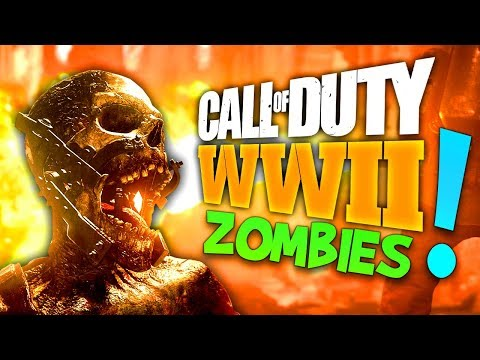 WWII Zombies - Remagen Bridge  (COD Zombies Mod)