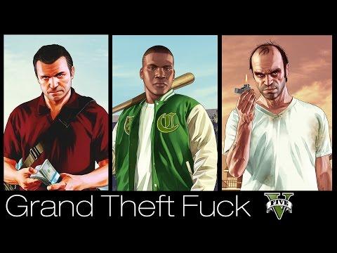 GTA5 - 1 Hour Profanity & Violence Compilation