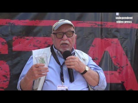 Jerzy Hoffman opowiada o swoich filmach i życiu - Piknik Militarny  - Ogrodniczki, 29.05.2016