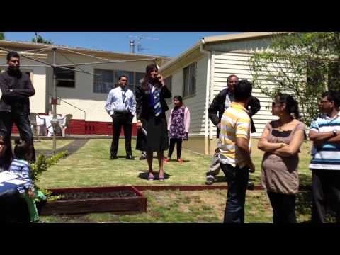 Real Estate NZ | Auckland House Auction | 08-11-14