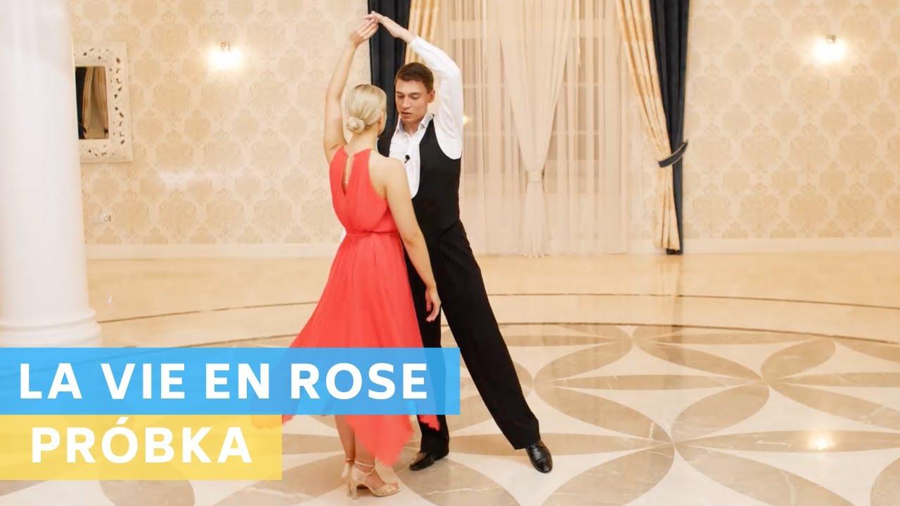 Sample tutorial in polish : La Vie En Rose - Daniela Andrade | Wedding Dance | First Dance Online