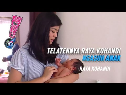 Telatennya Raya Kohandi Ngasuh Anak - Cumicam 20 April 2017
