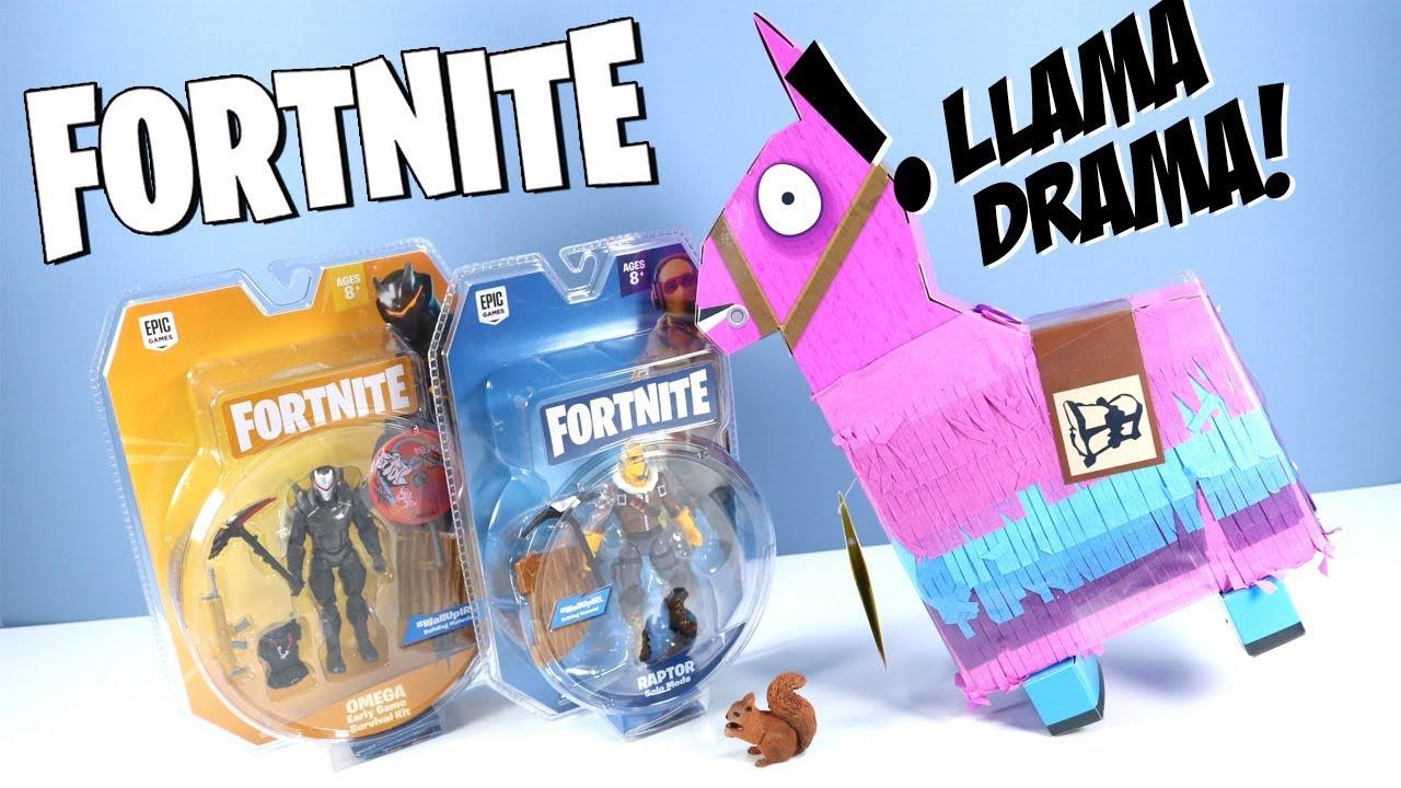 Fortnite Toys Action Figures Llama Drama Loot Pinata 2018 Jazwares