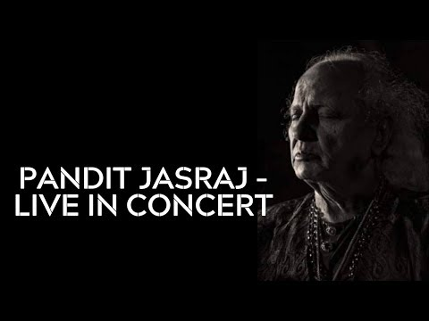 Music Of India | Pandit Jasraj | Pandit Jasraj Live In Concert | Indian Classical Music