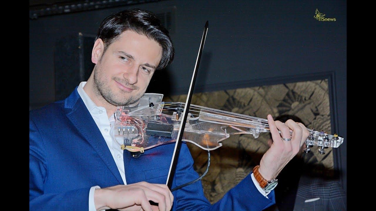 Magnetic Violin Show Mix. Prezentacja linii metalicznej, marki Golden Rose