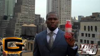 Download 50 Cent aka Pimpin Curly - Vitamin Water Commercial - Welcome Dwight Howard MP3 song and Music Video