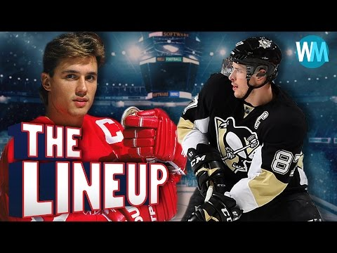 Top 10 Greatest NHL Playmakers of All Time - The Lineup Ep. 5