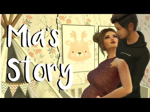 The Sims 4: Mia's Story : MACHINIMA