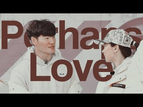 Perhaps Love — Kim Jongkook X Song Jihyo (Running Man Spartace) ♡