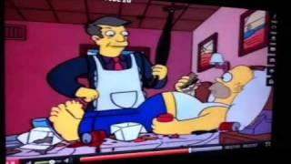 Homer tells Skinner to shut up Mp3