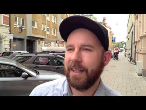 Anders Fridén (In Flames) hälsning till Gröna Lund-besökare