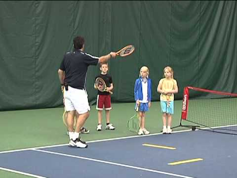 ITF Tennis10s: Starter Rally Practices