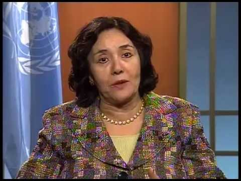 UN Special Representative for Children and Armed conflict supports WWSF 19 Days campaign