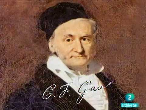 Karl Friedrich Gauss, de lo real a lo imaginario  - Universo matemático -