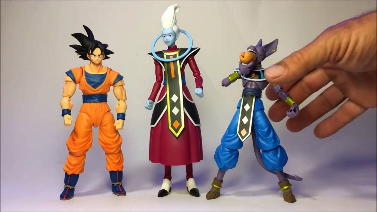 Sh Figuarts Whis Action Figure Review Bandai Shf Dragonball Super Dbz