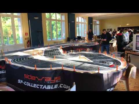 En direct des essais   Slot Racing Club de Bordeaux   SRCB