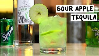 Sour Apple Tequila