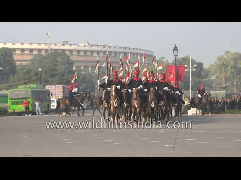 Beating of the Retreat 2018: sneak preview of India's best military music spectacle