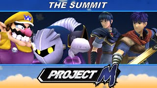 summit morks holy vs nightmare blitz project m