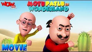 Kartun Film | Motu Patlu | Film Animasi | Motu Patlu Di Negeri Ajaib | WowKidz Indonesien