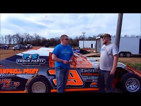Monett Motor Speedway Driver Spotlight, #39 B-Mod Rusty Rickard