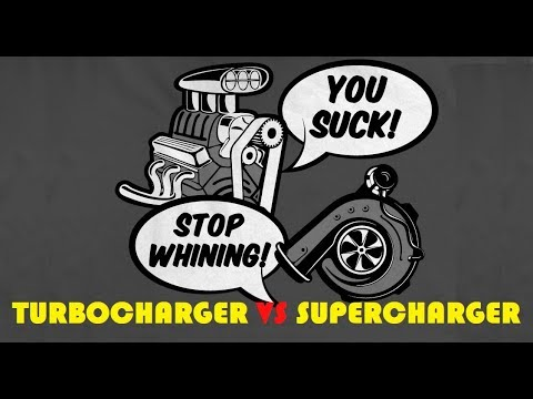 Turbocharger vs Supercharger, Apa Bedanya?