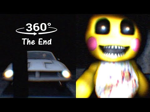 "360°| ""There's No Escape"" THE ENDING - Five Nights at Freddy's 2 short [SFM] (VR Compatible) Part 5 thumbnail"