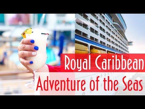 Royal Caribbean | ADVENTURE OF THE SEAS | Tour Event
