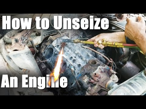 How to Unseize an Engine!