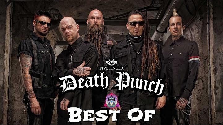 five finger death punch  best of 2007  2018