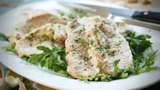 Pork Chop Recipes - How To Make Garlic Seasoned Baked Pork Chops
