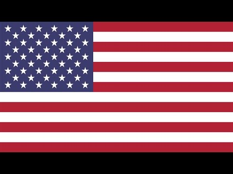 Flag of the United States [UNBOXING]