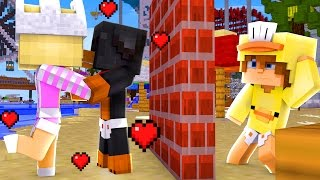 Minecraft Life - SECRET LOVE BETWEEN BABY LEAH AND BABY MAX - Little Club Baby Max Roleplay