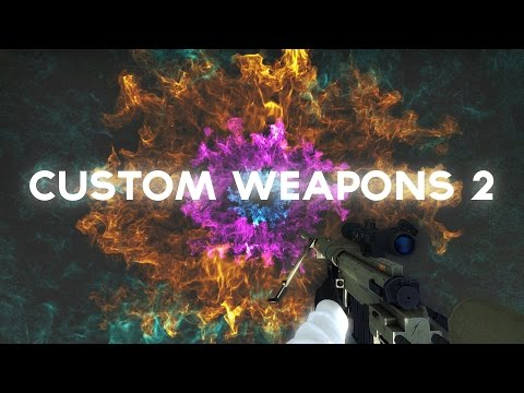 CS-GO | Custom Weapons 2