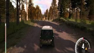 Dirt Rally GTX 960M Ultra settings HD