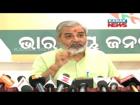 Sajan Sharma On Poll Violence In Constituency of CM Naveen Patnaik