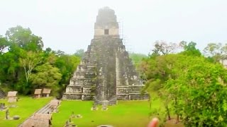 Tikal, Guatemala with kids - The REAL Magic Kingdom Travel Video