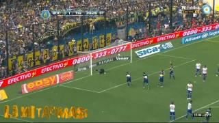 LaMitadMas1 - Gol de Paredes - Boca Juniors 2 vs Tigre 1
