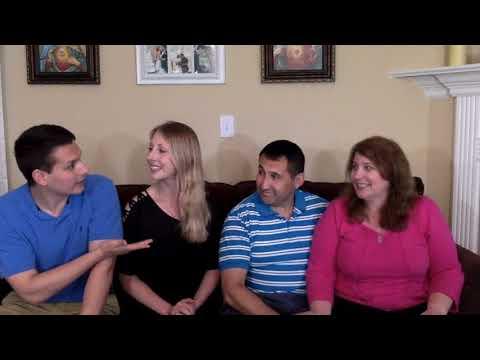 Spotlight with Mom and Dad - Grijalba