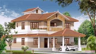 Kerala Style Home Design And Plan