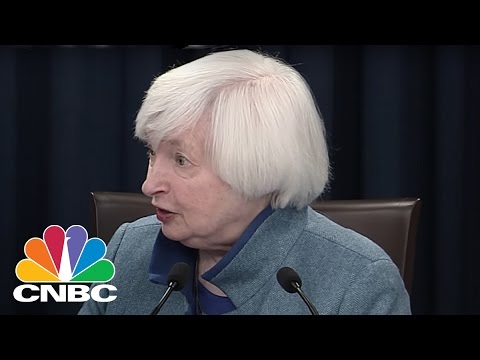 Janet Yellen: Considerable Uncertainty About Donald Trump