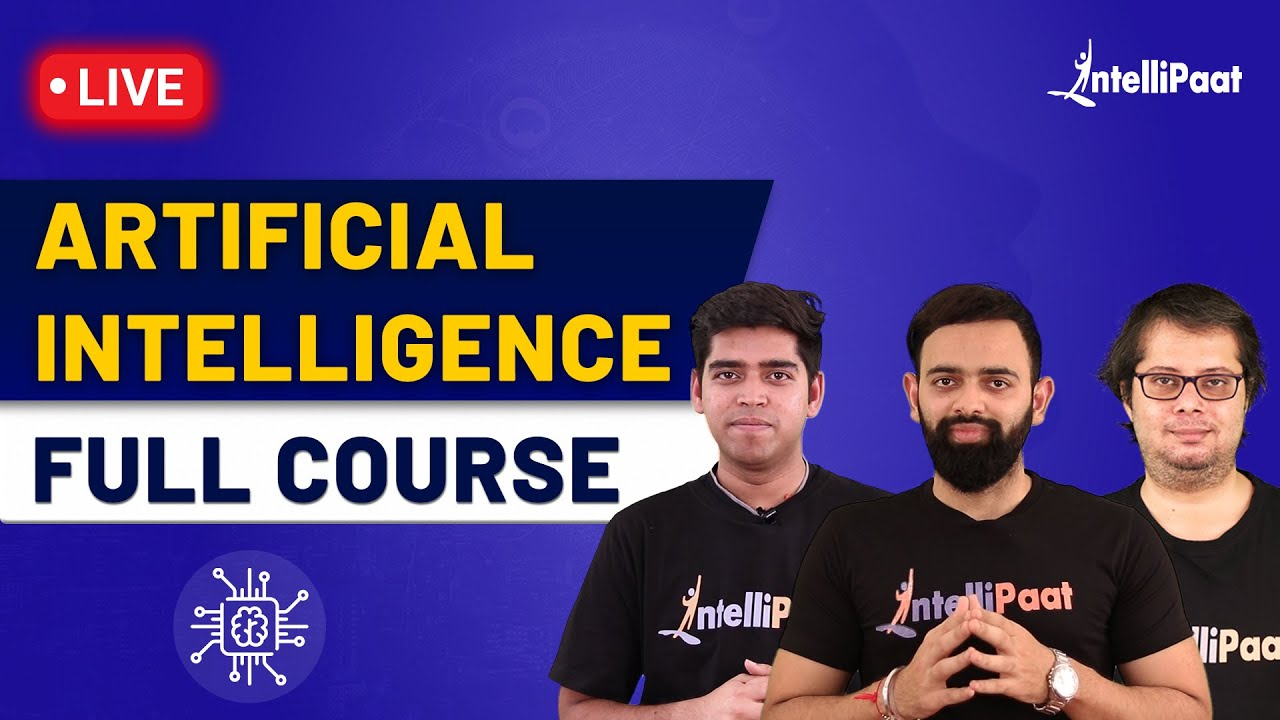 Artificial Intelligence Tutorial For Beginners | Learn Artificial Intelligence