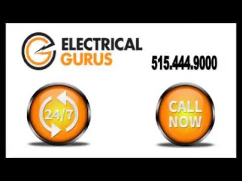 Electrical Service in Des Moines - Central Iowa Electricians
